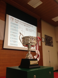 全日本実業団障害馬術大会 優勝杯