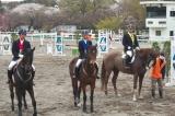 第31回 全日本社会人馬術選手権大会 ファイナル ジャンピング 表彰式